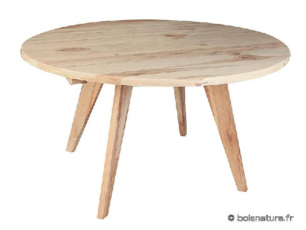 TABLE ZEN RONDE D.160